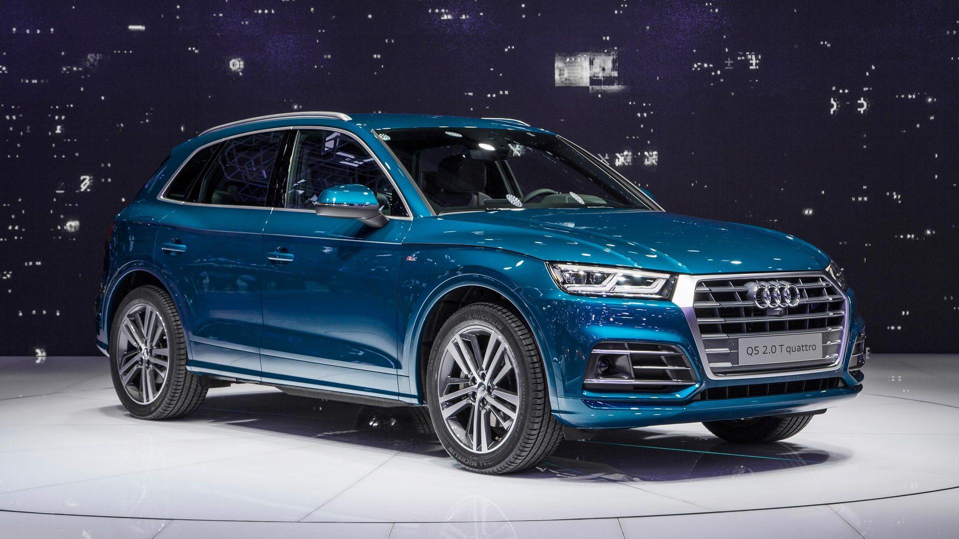 Audi Q5 Fotos De Coches Para Escritorios Y Salva Pantallas