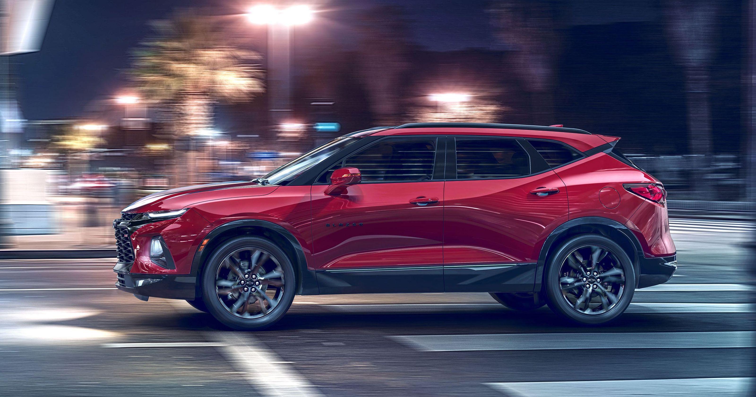 Chevrolet Blazer 2019 – Fotos de Coches para Escritorios y ...