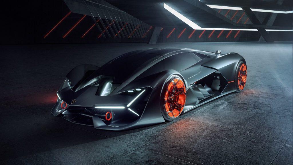 Lamborghini Terzo Millennio 2