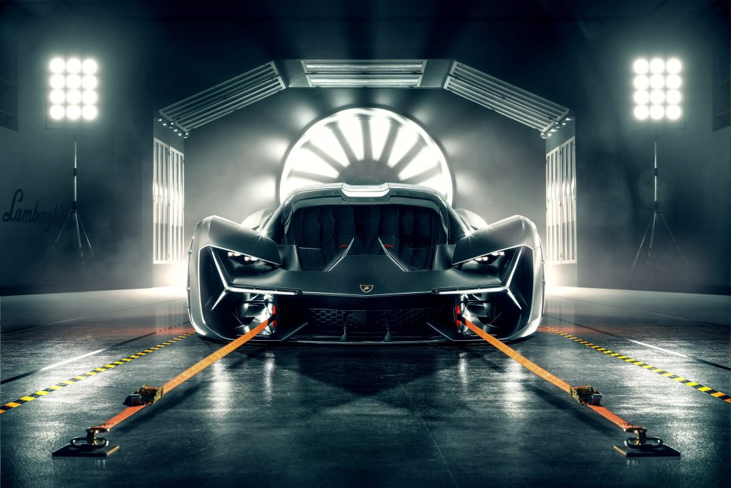 Lamborghini Terzo Millennio 5