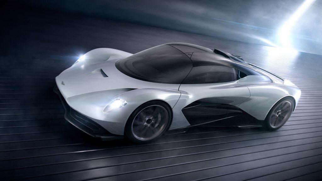 Aston Martin Valhalla 2019